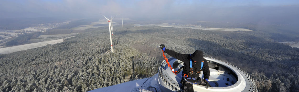 Windpark geisberg